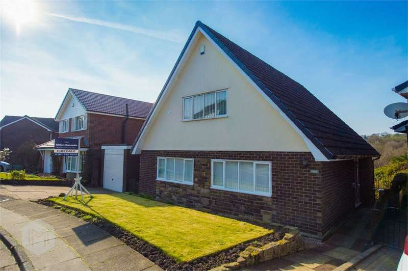 4 Bedrooms Detached House for sale in Mitton Close, Bury, Lancashire