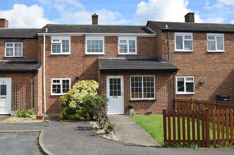 3 Bedrooms Terraced House for sale in William Ellis Close, Old Windsor, SL4