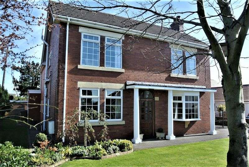 4 Bedrooms Detached House for sale in Poplar Grove, Forest Town, Mansfield