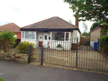 2 Bedrooms Bungalow for sale in Dalewood Avenue, Sheffield, South Yorkshire