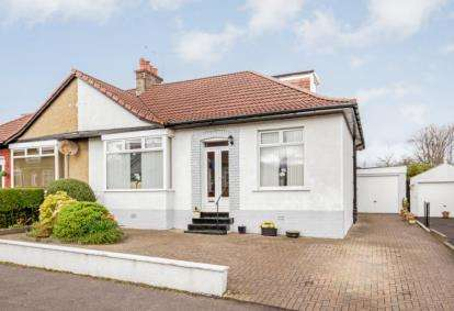 4 Bedrooms Bungalow for sale in Merrycrest Avenue, Giffnock
