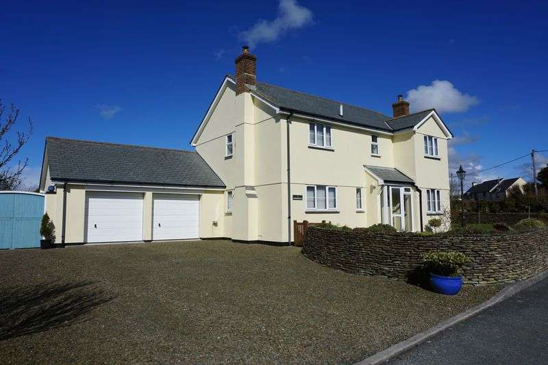 4 Bedrooms Detached House for sale in Sargents Meadow, Morwenstow