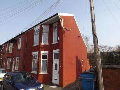 2 Bedrooms End Of Terrace House for sale in Eileen Grove, Manchester, Greater Manchester, Uk