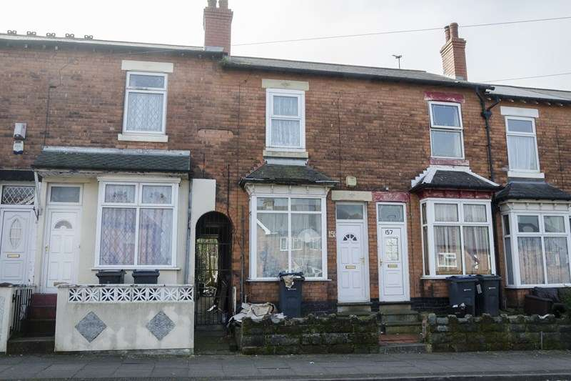 2 Bedrooms Terraced House for sale in Farnham Road, Handsworth, Birmingham