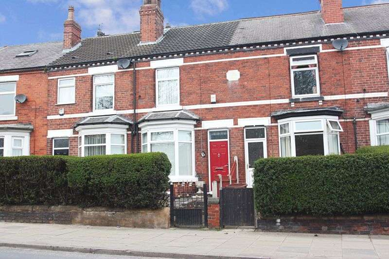 2 Bedrooms Terraced House for sale in Wakefield Road, Pontefract