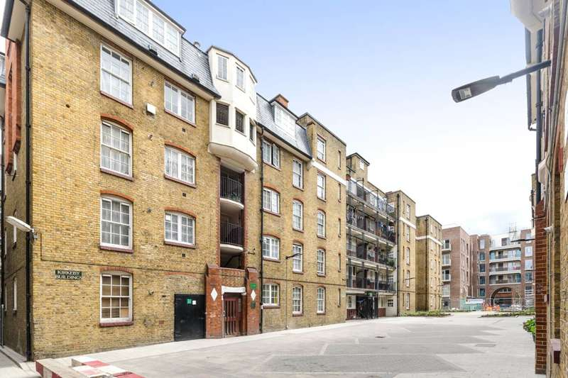 2 Bedrooms Flat for sale in Portpool Lane, Farringdon, EC1N