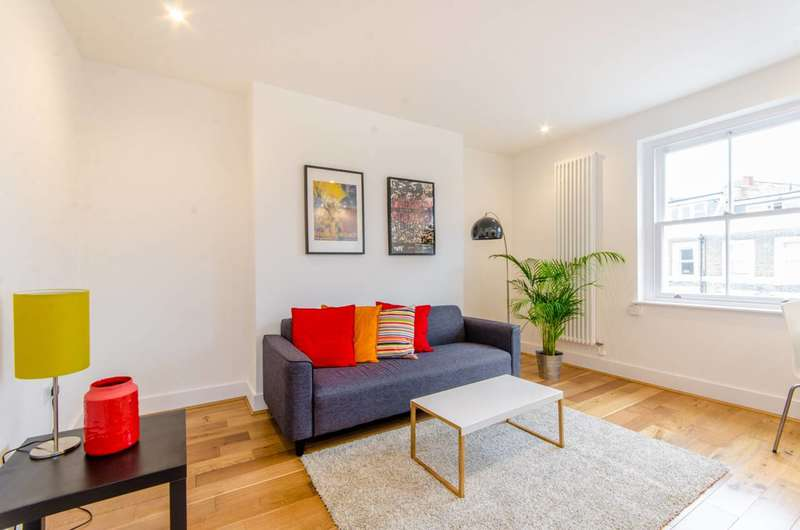1 Bedroom Flat for sale in Newington Green Road, Islington, N1