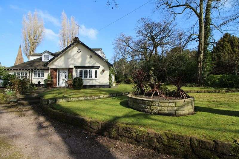 4 Bedrooms Detached Bungalow for sale in Eastham Village Road, Eastham Village