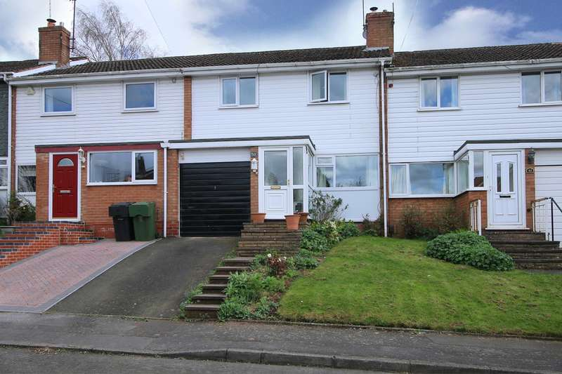 3 Bedrooms Terraced House for sale in Winds Point, Hagley, Stourbridge, DY9