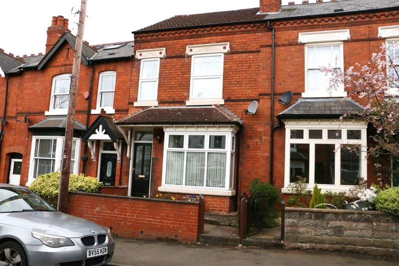 3 Bedrooms Terraced House for sale in Franklin Road, Birmingham, West Midlands, B30