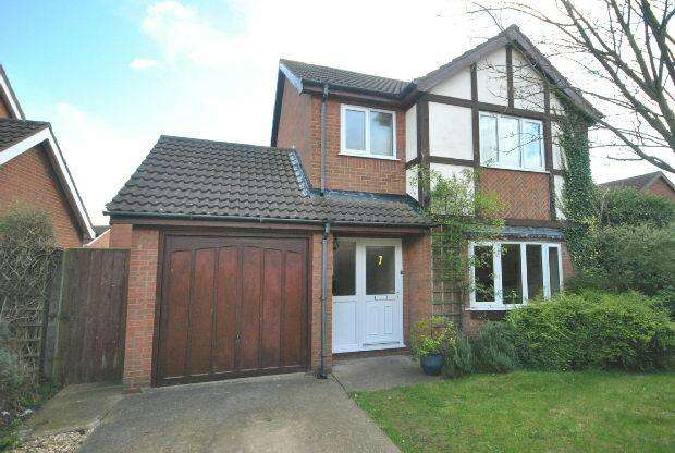 3 Bedrooms Detached House for sale in Gloria Way, GRIMSBY