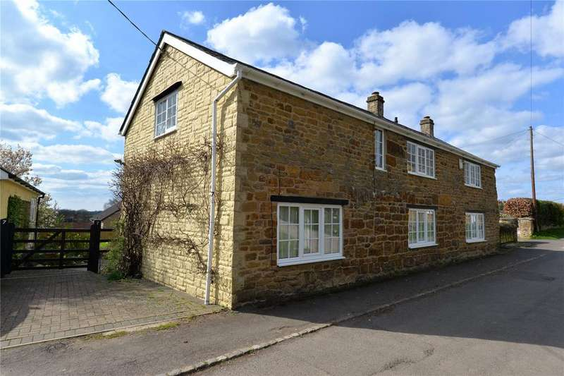 4 Bedrooms Detached House for sale in Upper Boddington, Daventry, Northamptonshire