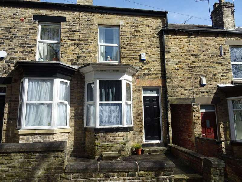 3 Bedrooms Terraced House for rent in 188 Western Road, Crookes, Sheffield S10 1LF