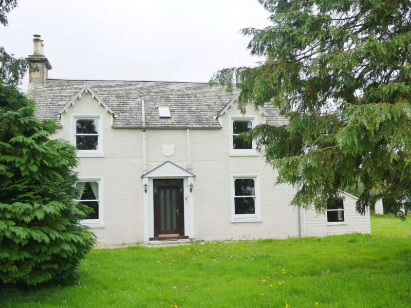 4 Bedrooms Country House Character Property for sale in Chapel House Newlands Of Tynet, By Buckie, AB56 5HH