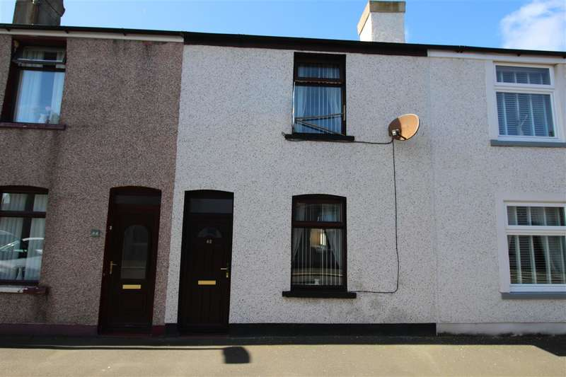 3 Bedrooms Terraced House for sale in Oxford Street, MILLOM