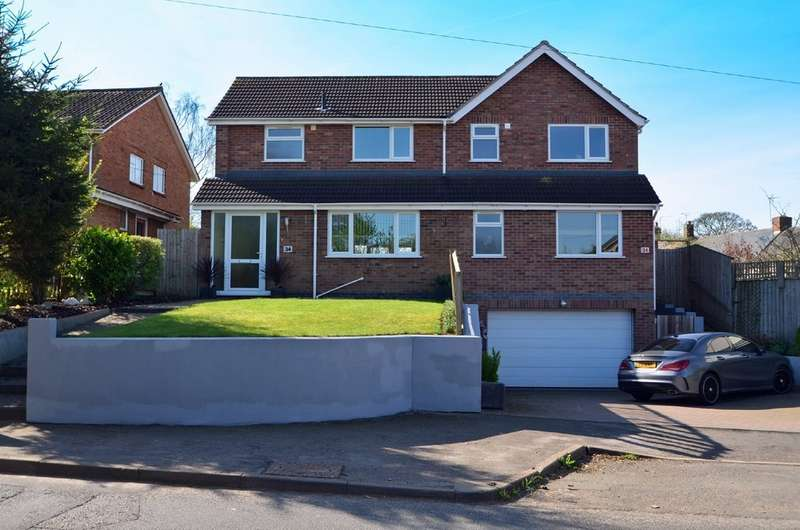 4 Bedrooms Detached House for sale in Lutterworth Road, Pailton