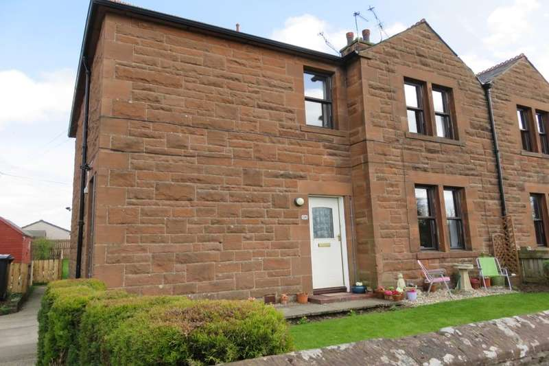 2 Bedrooms Flat for sale in Glasgow Street, Dumfries, DG2
