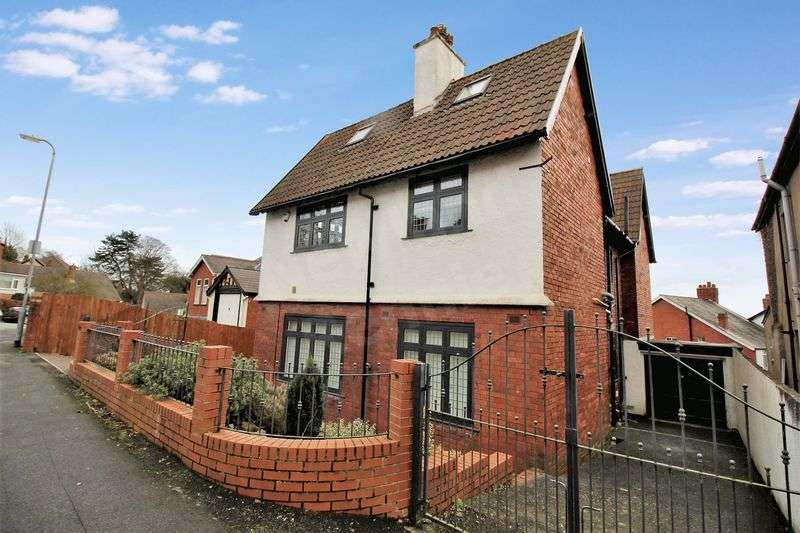 5 Bedrooms Detached House for sale in Dewsland Park Road, St Woolos, Newport