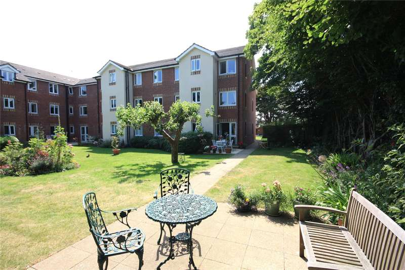 2 Bedrooms Flat for sale in St. Richards Lodge, 91 Spitalfield Lane, Chichester, West Sussex, PO19