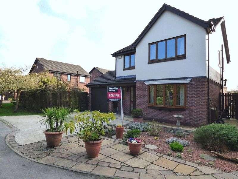 4 Bedrooms Detached House for sale in Hodder Avenue, Grosvenor Park