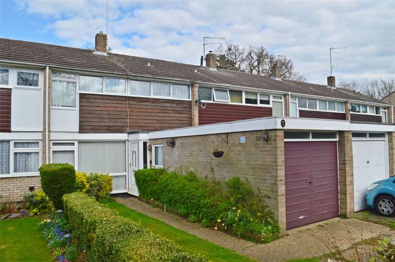 3 Bedrooms Terraced House for sale in Broomhills, WELWYN GARDEN CITY, Hertfordshire