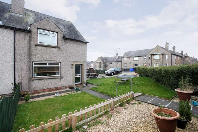2 Bedrooms Semi Detached House for sale in Crum Crescent, Stirling, FK7 0EY