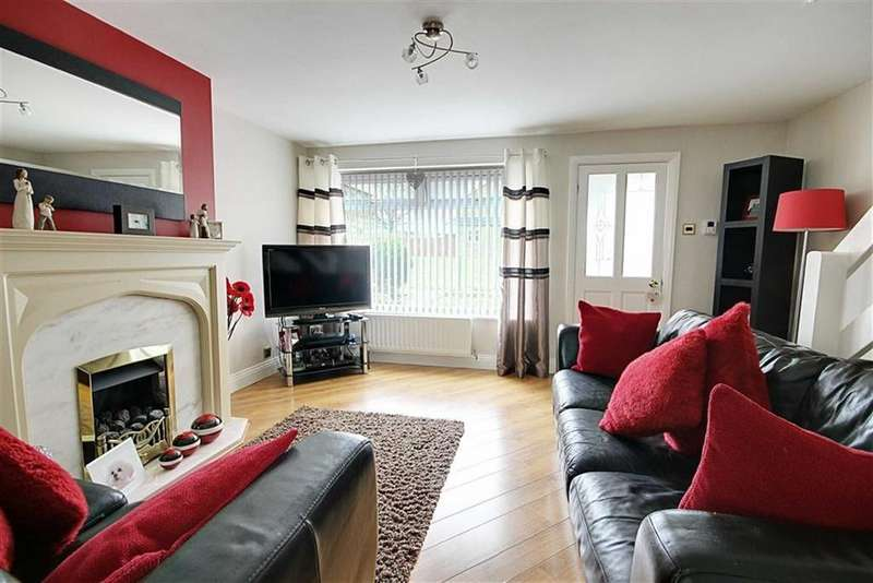 3 Bedrooms Terraced House for sale in Regent Road, Jarrow, Tyne Wear