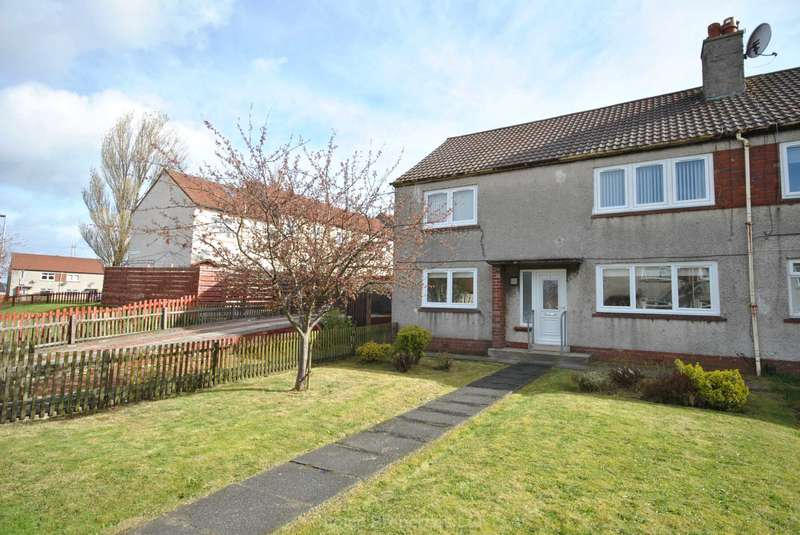 2 Bedrooms Flat for sale in Clyde Place, Kilmarnock, KA1 3NW