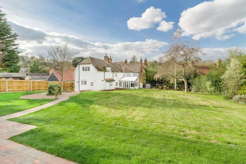 5 Bedrooms Detached House for sale in Bedford Road, Aspley Guise