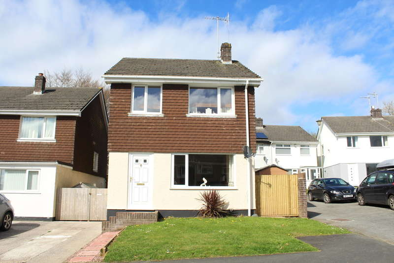 3 Bedrooms Detached House for sale in Torre Close, Ivybridge