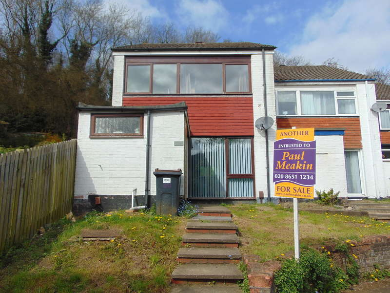 3 Bedrooms End Of Terrace House for sale in Markfield, Courtwood Lane, Croydon, CR0 9HW