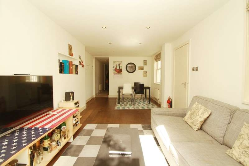 3 Bedrooms Flat for sale in Victoria Road, Queens Park NW6
