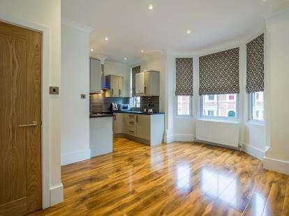 2 Bedrooms Flat for sale in Burns Street, Nottingham, Nottinghamshire