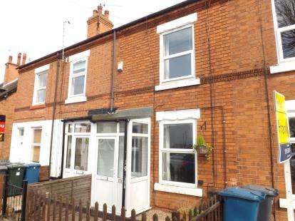 2 Bedrooms Terraced House for sale in Exchange Road, West Bridgford, Nottingham