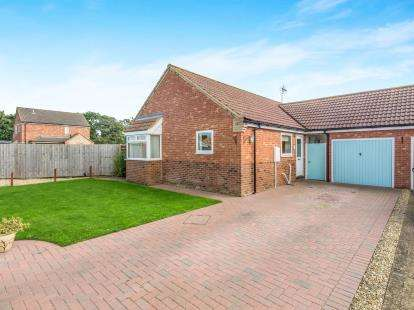 2 Bedrooms Bungalow for sale in Briston, Melton Constable, Norfolk