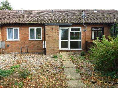 1 Bedroom Bungalow for sale in Lakenheath, Brandon, Suffolk