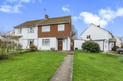 3 Bedrooms Semi Detached House for sale in Rushington, Southampton, Hampshire
