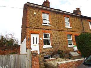 2 Bedrooms End Of Terrace House for sale in Kingsley Road, Maidstone, Kent
