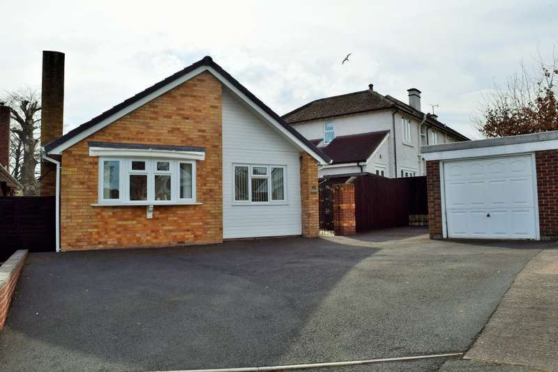 2 Bedrooms Property for sale in Three Elms Road, Hereford, Hereford, Herefordshire, HR4 0RH