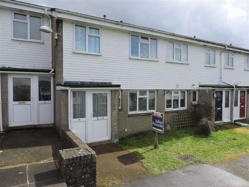 3 Bedrooms Terraced House for sale in Maesyderi, Lampeter