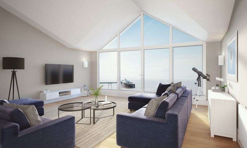 4 Bedrooms Terraced House for sale in Plot 2 - New homes on the waterfront in Clevedon