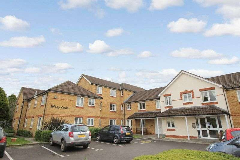 1 Bedroom Retirement Property for sale in McLay Court, Cardiff, CF5 3BP