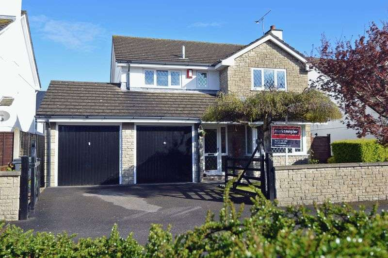 4 Bedrooms Detached House for sale in Only yards from the sea front in Clevedon