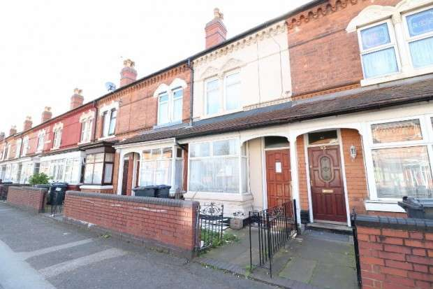 3 Bedrooms Terraced House for sale in The Broadway, Birmingham, B20