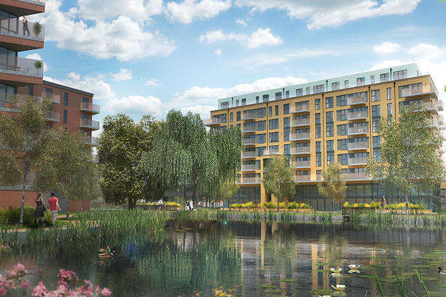 3 Bedrooms Flat for sale in The Duke, Langley Square, Dartford