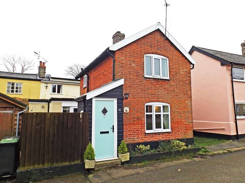 2 Bedrooms Detached House for sale in Old Market Street, Stowmarket, Suffolk, IP14
