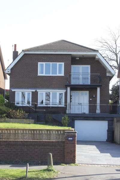 5 Bedrooms Detached House for sale in garstang road east, poulton-le-fylde, Lancashire, FY6