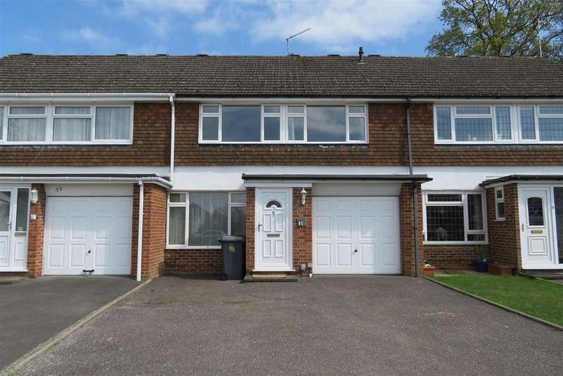 3 Bedrooms Terraced House for sale in Partridge Drive, Tilehurst, Reading