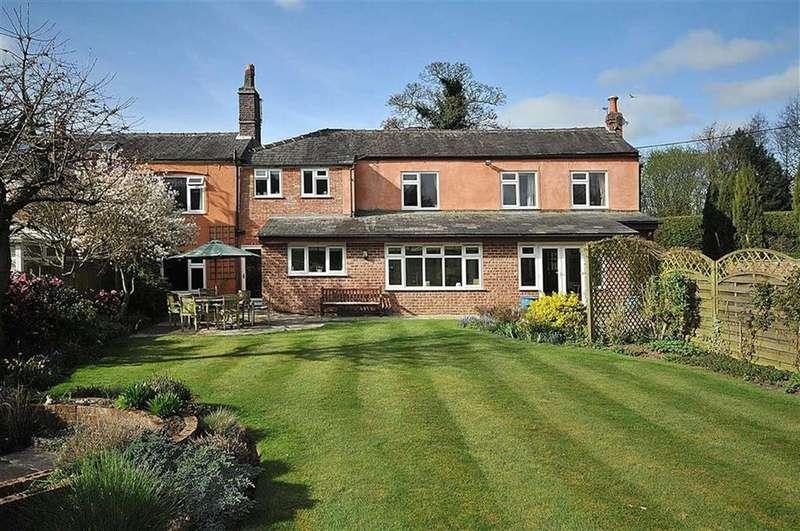 4 Bedrooms Terraced House for sale in Alderley Road, Mottram St Andrew