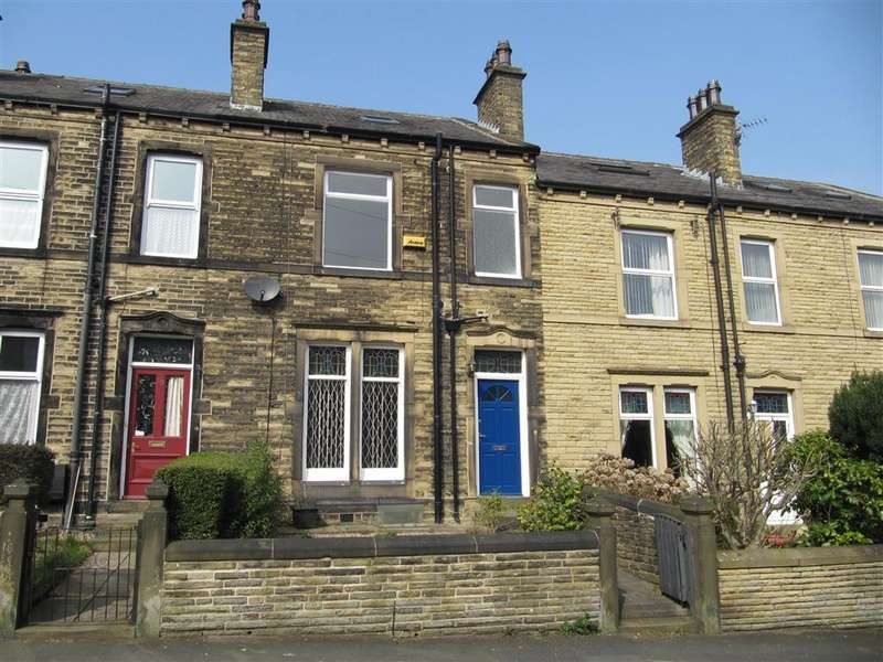 3 Bedrooms Terraced House for sale in Imperial Road, Edgerton, Huddersfield, HD1